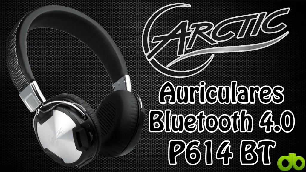 Auriculares Artic P614 BT