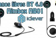 Manos libres bt 4.0 Himbox HB01 princi