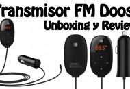 Transmisor FM inalámbrico Doosl Princi2
