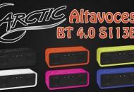 Altavoz Bluetooth Artic S113BT BT 4.0 princi