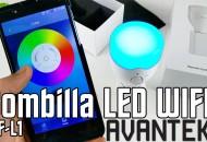 Bombilla led wifi Avantek princi