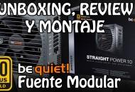 fuente modular 700w bequiet princi