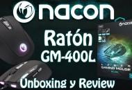 Raton Nacon GM-400L princi