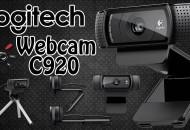 Webcam Logitech c920 princi