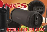 Altavoz BT NGS Roller Flow princi