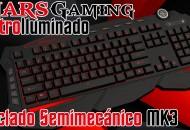 Mars Gaming Teclado MK3 princi