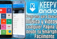 Keepvid Android princi
