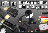 Adaptadores Hdmi a Vga y Jack a RCA Raspberrry Piprinci