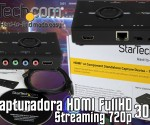 Capturadora Startech USB2HDCAPS princi