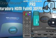 Capturadora HDML Cloner Box Pro princi