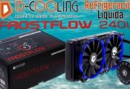 Refrigeración líquida id cooling Frostflow 240L princi mini