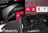 Aorus AMD rx570 princi