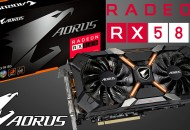 Aorus AMD rx580 princi