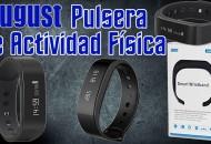 August SWB100 - Pulsera de Actividad Física princi