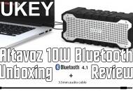 Altavoz Bluetooth 10W AUKEY (SK-M12) princi
