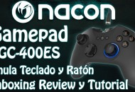 Nacon Gamepad PC GC-400ES princi