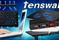 Tenswall Base de Refrigeración para Portátiles princi