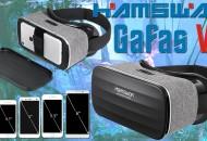 HAMSWAN VR Gafas de Realidad Virtual princi