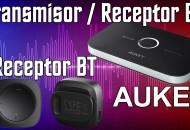 AUKEY Transmisores Receptor Bluetooth princi