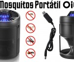 Anti Mosquitos USB Oittm princi