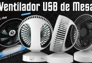 Ventilador USB Klim princi