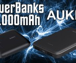 Powerbanks 10.000mah aukey princi