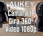 Camara IP 1080p Aukey princi