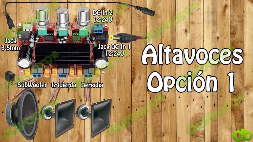 altavoces opcion1