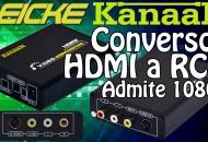 KanaaN KN40507 Convertidor de entrada HDMI a RCA princi
