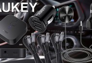 Aukey Audio BT, Cargador mechero y usb c princi