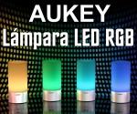 Aukey Lampara Led LT-T6 princi