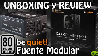 Be Quiet Dark Power Pro 11 1200W princi