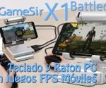 Gamesir X1 BattleDock princi2
