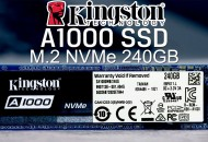 Kingston SSD M.2 A1000 NVMe 240GB princi2