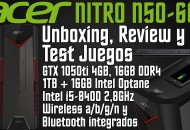 Acer Nitro 50 N50-600 princi