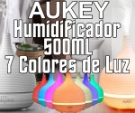 Aukey BE-A5 humidificador led princi
