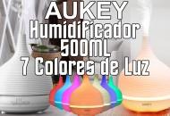 Aukey BE-A5 humidificador led princi