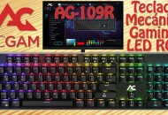 teclado mecanico gaming ACGAM ag-109r princi