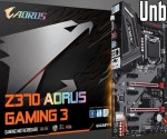 placa base z370 aorus gaming 3 princi