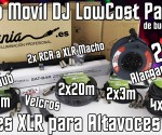 Disco Movil DJ LowCost Parte 3 princi